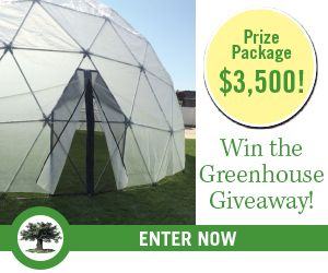 Mother Earth News Harvest Right Giveaway