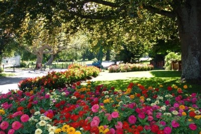 Launceston City Park.  Photo by Dan Fellow.