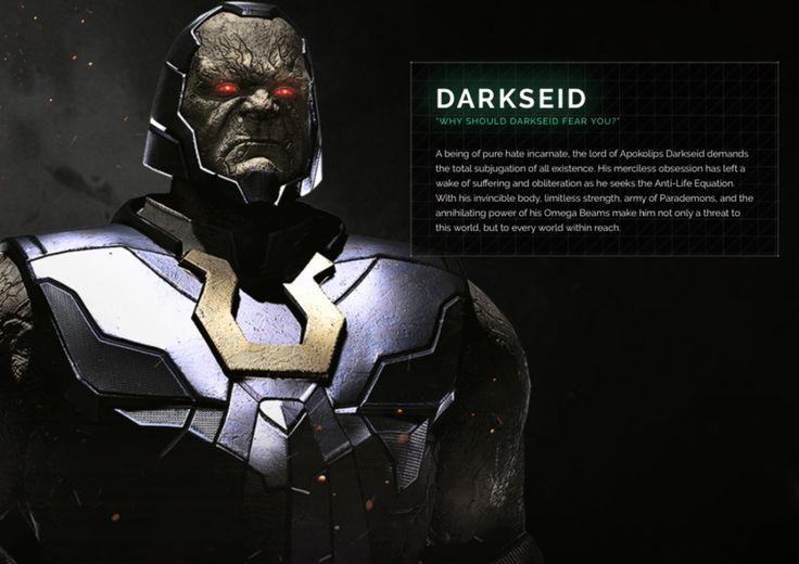 Darkseid Injustice 2 Character Portrait | injustice.com