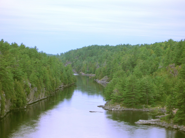 French River, Ontario, Canada
