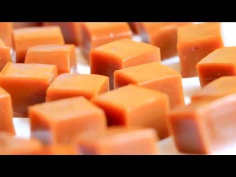 Как приготовить ИРИСКИ | Сливочная карамель - YouTube