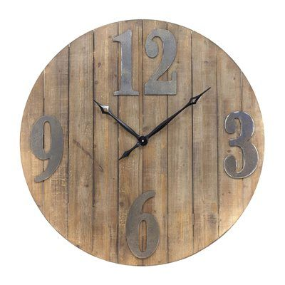 Gild Design House Serdica Wall Clock At Lowe S Canada Find Our Selection Of Clocks The Lowest Price Guaranteed With Match Off