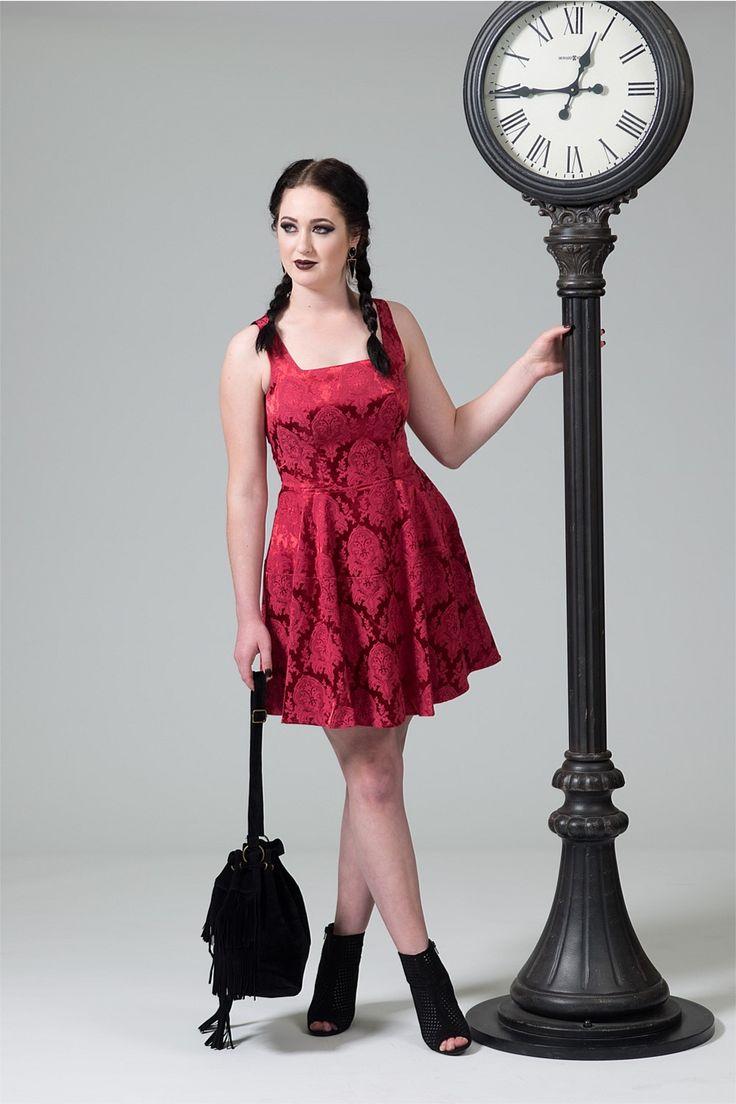 Church Street Square Dress