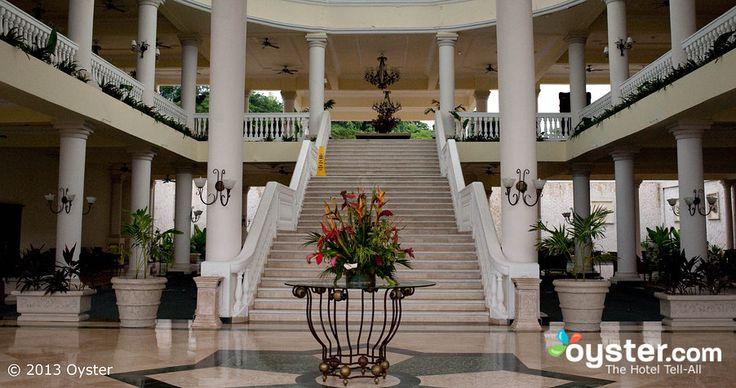 Lobby at the Grand Palladium Jamaica Resort And Spa