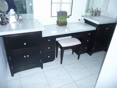 20 Best Bathroom Make Up Vanities Images On Pinterest