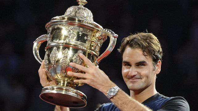 Roger Federer Defeats Rafael Nadal: ATP Basel Finals - http://movietvtechgeeks.com/roger-federer-defeats-rafael-nadal-atp/-Roger Federer claimed his seventh career title at ATP Basel on Sunday, defeating career-rival Rafael Nadal in a three-set final. It was the first meeting between the two players in almost two years