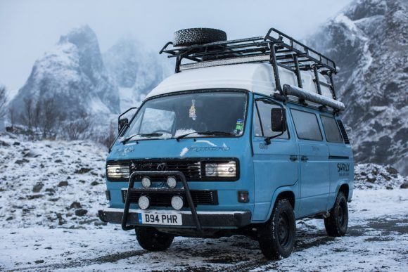 High Top T3 Syncro With Serious Roof Rack In 2020 Roof Rack Touring Vw Syncro