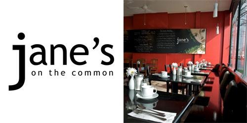 Jane's on the common