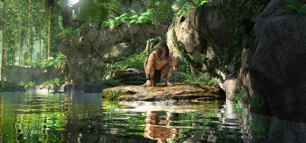 Tarzan estreia hoje (17) nos cinemas do Brasil