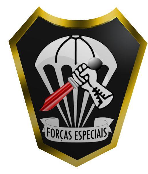 Resultado de imagem para simbolo forças especiais  brasil