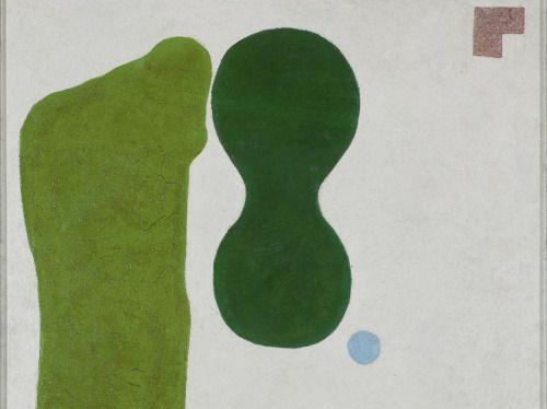 Władysław Strzemińskis abstract composition (via http://ift.tt/1jEWpFI