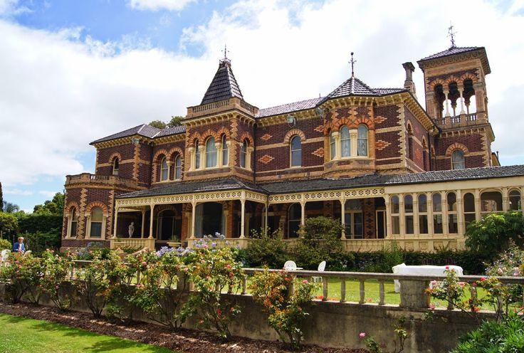 Rippon Lea Mansion, Victoria, Austrailia