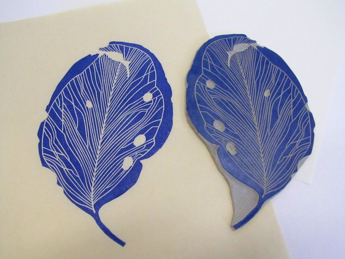17 best lino mixed media images on pinterest printing - Lino mr bricolage ...