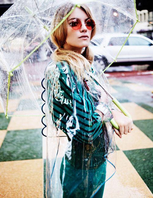 Love Bubble Umbrellas! Rainy Day Cuteness  #rainyday #umbrella