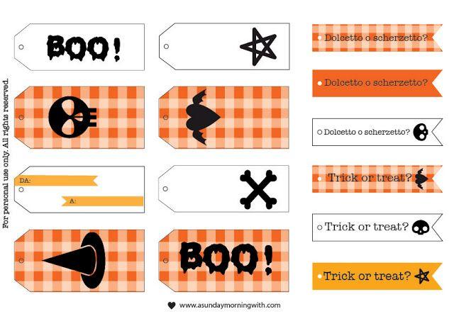 A Sunday morning with: Idea fai da te per incartare i dolcetti di Halloween: fateli diventare la scopa di una strega!