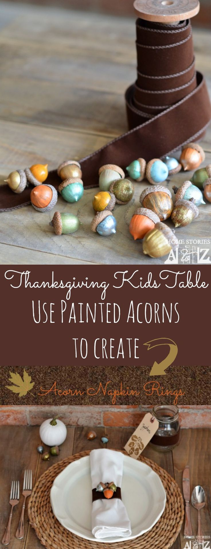 Acorn Crafts & Projects