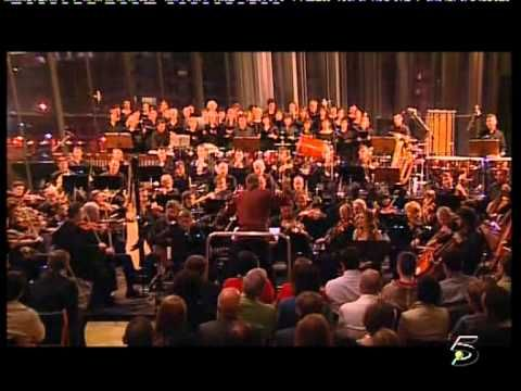 Mike Oldfield - Music of the Spheres 2008 Live Bilbao with interview