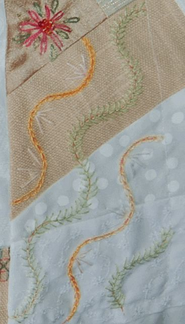 Best images about fern stitch on pinterest hand