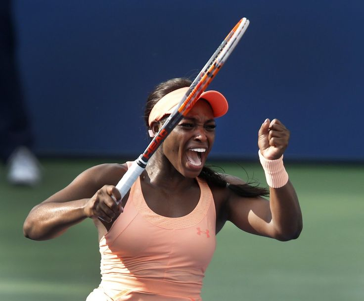 Sloane Sizzles Into QFs... Via ESPNStats&Info: Sloane Stephens: reached US Open quarterfinals for the 1st time. Between July 31 and August 28, she moved from 957th to 83rd in WTA Rankings