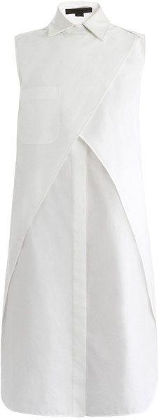 Alexander Wang Wrap Shirt Dress