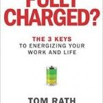 [Book Review] Are You Fully Charged?   Personal Blog this time. I'll keep it short but meaningful, OK? http://blog.avivopur.com/2015/05/07/are-you-fully-charged/