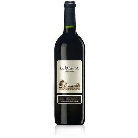 La Redonda Vino Tinto Malbec Cabernet Sauvignon 750 ml. – Viñedos La Redonda