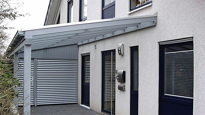 Glasdach Transparentdach Carports Carports Holz Stahl Alu In 2020 Glasdach Carports Carport Uberdachung