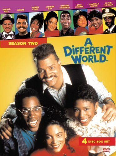 A Different World...Probably my favorite TV show of all time.