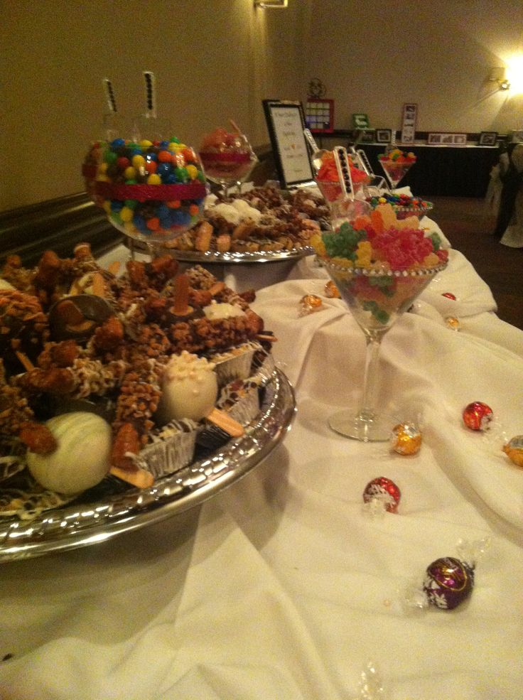 Sweet Treats for your Guests! - Holiday Inn Burlington Hotel & Conference Centre