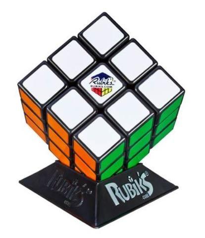 Rubik's Cube w/ Stand