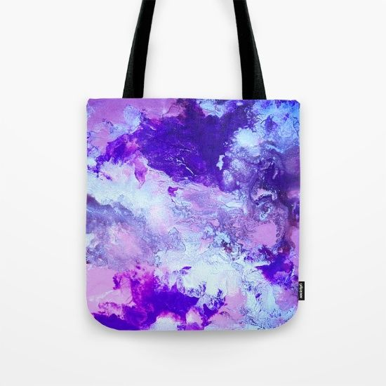 Buy Purple Haze Tote Bag by Jazzyinked at Society6