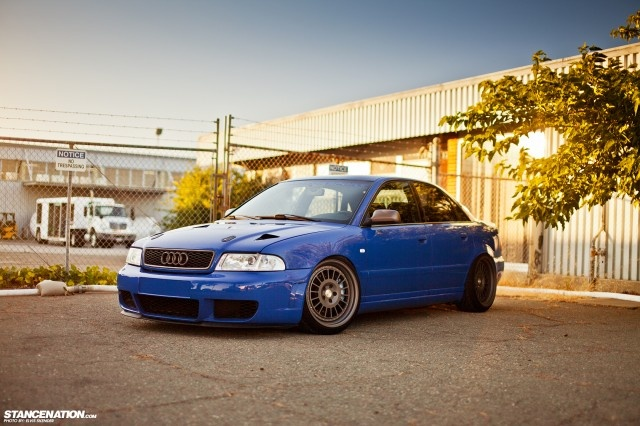 Audi S4 Turbo