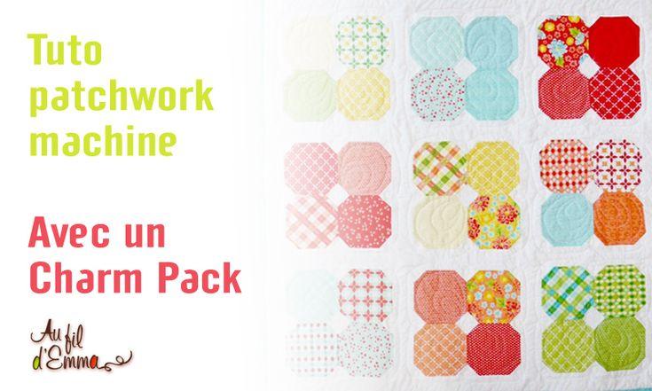 Tutos patchwork | L' Atelier d Emma