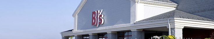 BJ's Wholesale Club Locations in New England states.