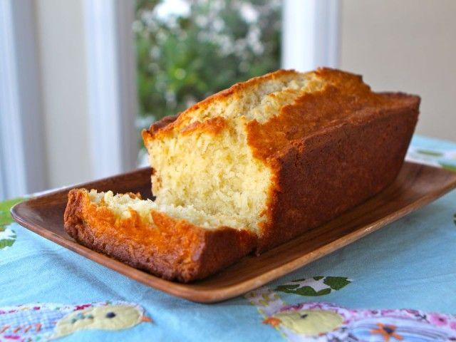 What Emily Dickinson Ate – Coconut Cake {1/4 cup coconut milk + 1/2 cup coconut cream + 1 tsp vanilla bean paste}