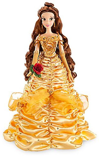 Disney store Limited Belle Doll