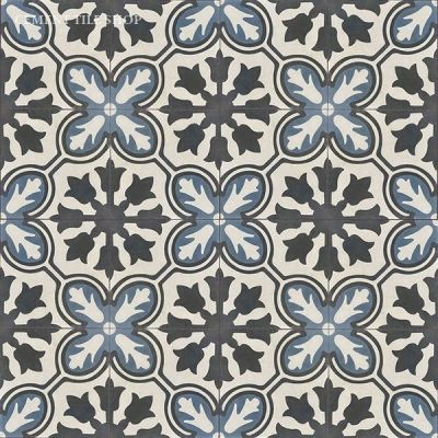 Cement Tile Shop - Handmade Cement Tile | Avallon Navy
