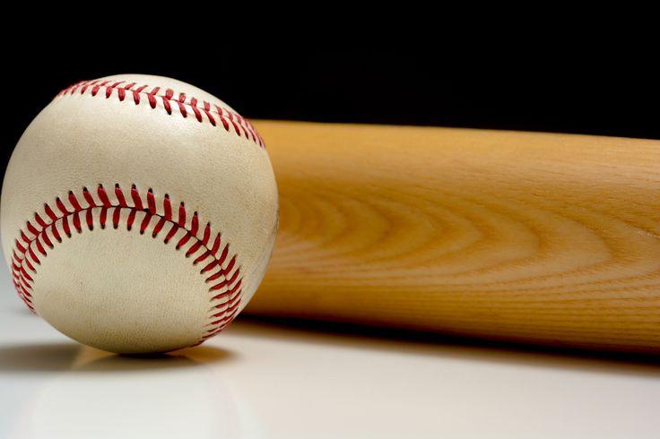 Hit balls at a batting cage