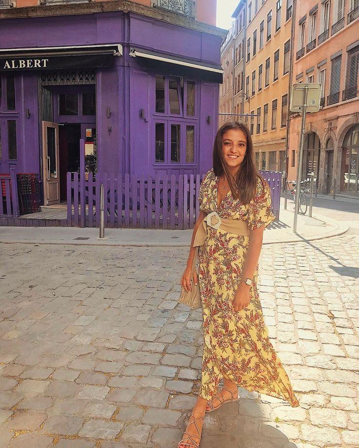 Verliebt in diesen Ort! Das Croix-Rousse-Viertel ist voller Farben ...
