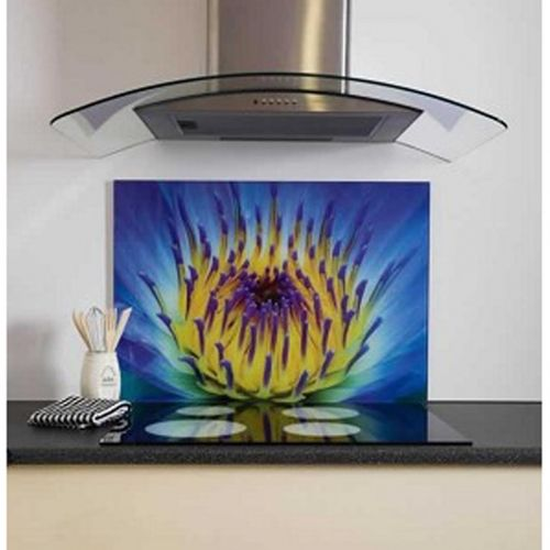 Kitchen Cabinets: Funky Kitchen Splashbacks