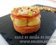 Encuentra las mejores recetas de masa sable de entre miles de recetas de cocina, escogidas de entre los mejores Blogs de Cocina.
