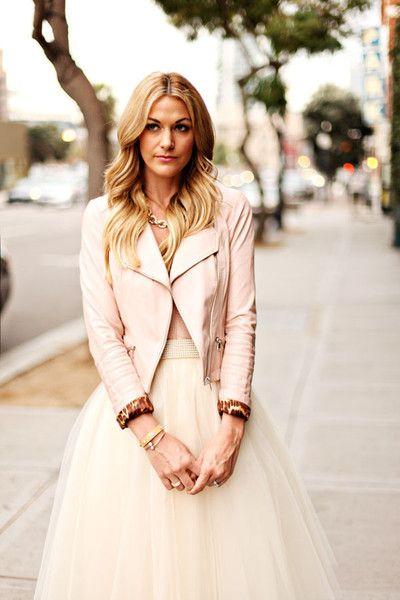 The Gretta Tulle Skirt