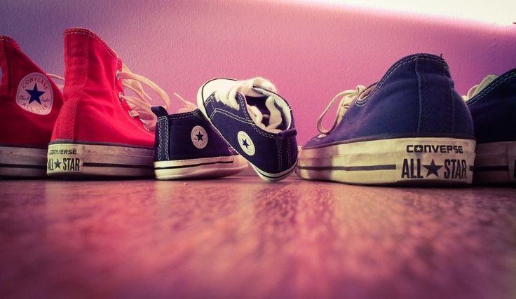 Nettoyer les chaussures en toile