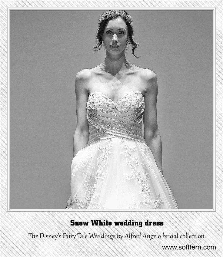Best 25 snow white wedding dress ideas on pinterest wedding snow white wedding dress the disneys fairy tale weddings by alfred angelo bridal collection junglespirit Choice Image
