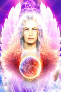 Metatron #ArchangelMetatron #beingsoflight #angels