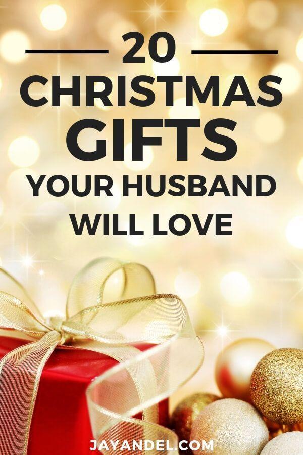 20 Cool Christmas Gifts Your Husband Will Love Christmas Gift