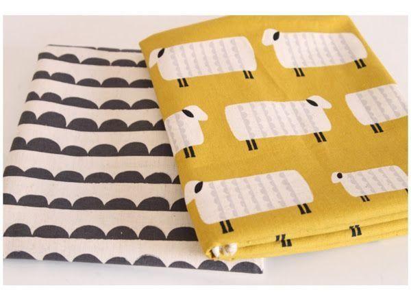 Elige tus telas favoritas y sigue estos pasos para elaborar un bolso como este, versátil, cómodo y con estilo.