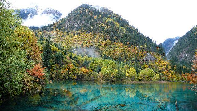 Parque Nacional de Jiuzhaigou