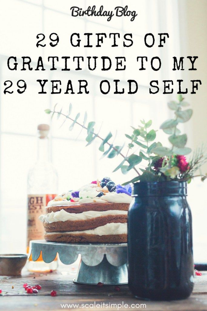A birthday blog post to celebrate my 29th birthday with gratitude. Expressing self-gratitude and saying thank you in 29 ways for my 29th birthday.