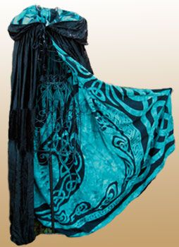 Celtic Clothing: Treasures -Celtic Clothing - CCeltic Capes